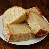 気まぐれ自家製パン