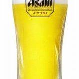 スーパードライ中ジョッキ【199円】