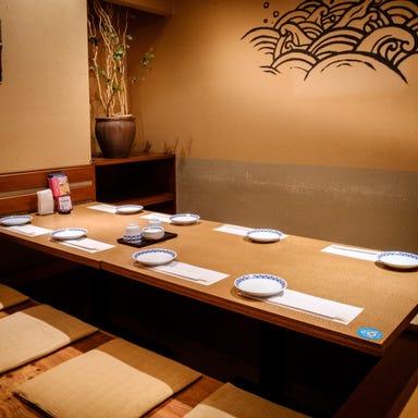 海鮮問屋 地魚屋 浜松町店 店内の画像