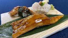 夏の3貫寿司
