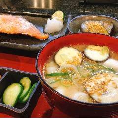 旨い魚と栄養満点味噌汁の店