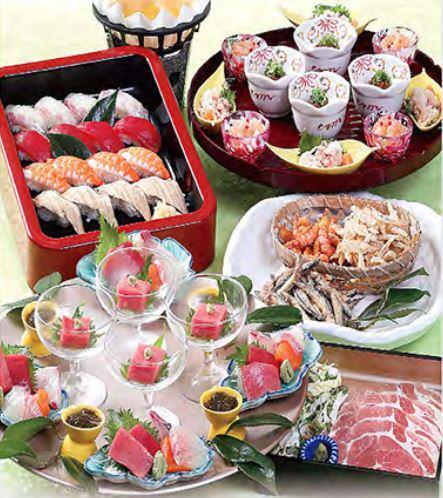 【熊野 本鮪宴会コース】つゆ豚しゃぶ ◆尾鷲◆ 飲み放題付 5,500円(お料理のみ4,500円)