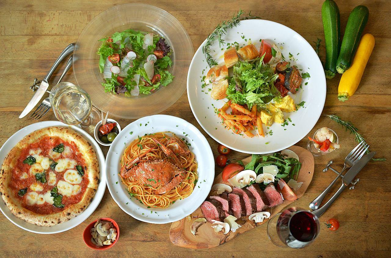 イタリアンを満喫☆パーティープラン