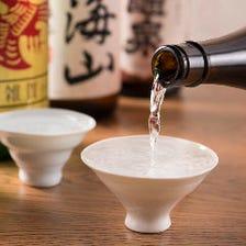 鮨×美酒。粋な至福のマリアージュ