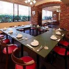 レストラン フィリー (ホテルコンチネンタル府中)