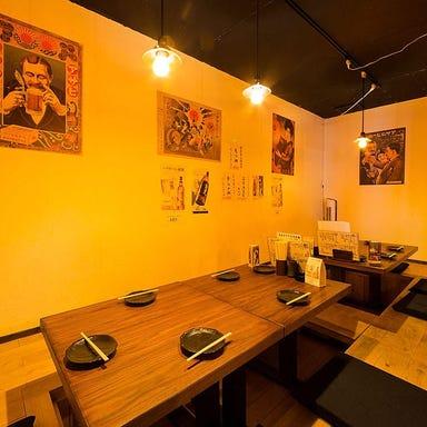 風林火山 7号店 店内の画像