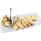 チーズ4種盛りあわせ
