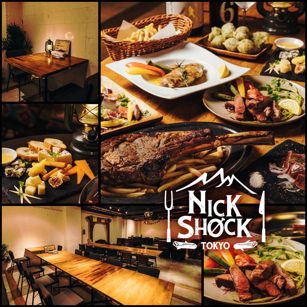 NICK SHOCK TOKYO(ニックショックトウキョウ)池袋