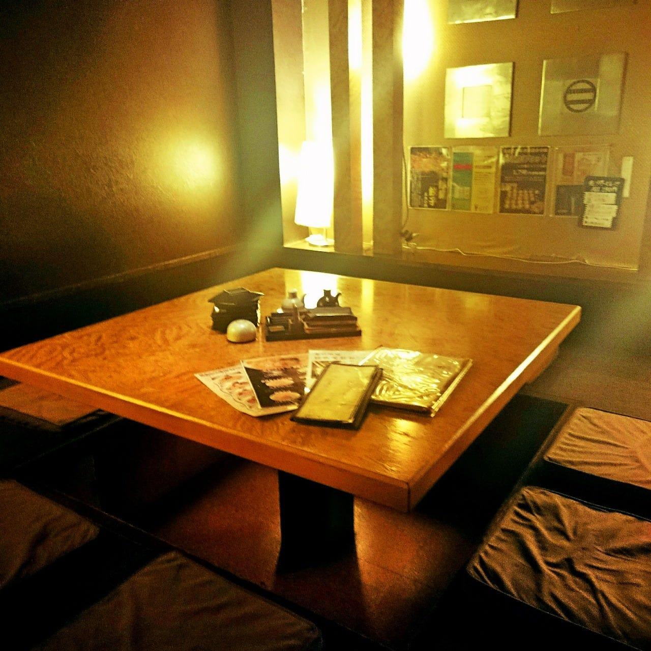 自慢の落ち着いた雰囲気の個室紹介☆