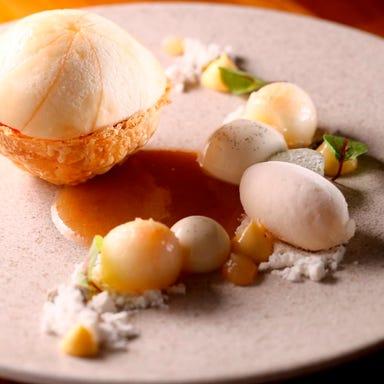 Dessert.Une.Assiette デセール・アン・アシェット  こだわりの画像