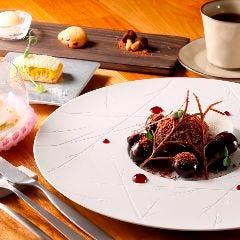 Dessert.Une.Assiette デセール・アン・アシェット
