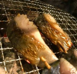 炙り串(〆サバ)