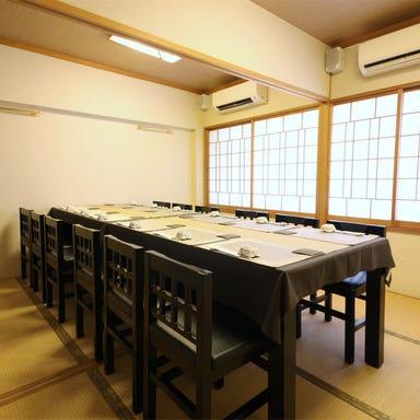 日本料理 空海 別亭  店内の画像