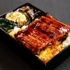 うなぎ丼(小鉢3品付き)