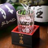 【2H飲み放題付コース】地酒5種も飲み放題で楽しめる!