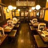 新宿での会社宴会、同窓会など、ぜひ十徳へお任せください