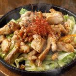 岐阜の郷土料理「鶏ちゃん」