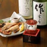 日本酒によく合う一品料理も多彩にご用意