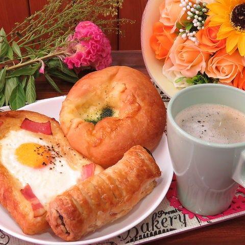 ベーカリーカフェ NOHARA