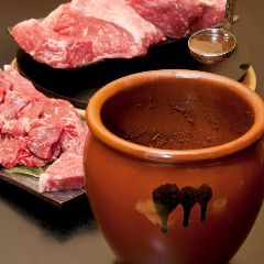 たき鍋・焼肉 満福
