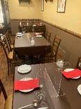 ◆2階はテーブル席◆