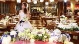 広々とした空間で、結婚式二次会の会場としても人気です