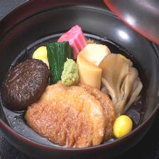 伝統の加賀料理 治部煮