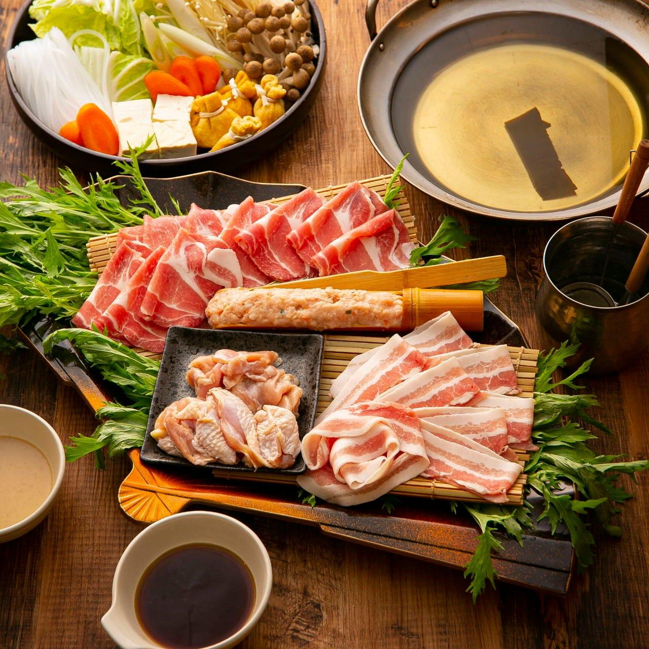 なんと食べ放題が2,080円(税抜)とリーズナブルに楽しめる!
