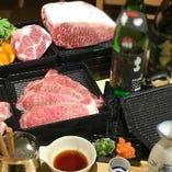 厳選されたお肉をお好きな食べ方で