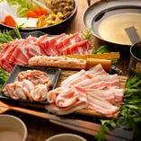 破格の値段!2,080円(税抜)から食べ放題が楽しめます!