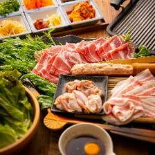 お好みのお肉を好きな食べ方で楽しむ