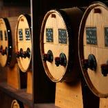 樽ワインが分単位で飲み放題!お得で楽しくワイワイ飲める♪
