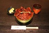 おすすめメニュー No.1帯広名物 本格炭火 豚丼
