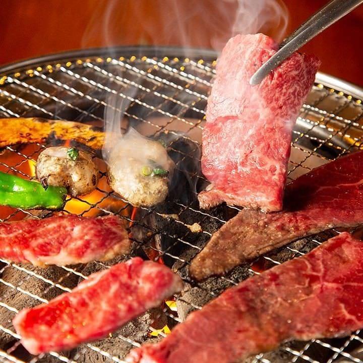 美味しい焼肉を囲んで楽しいひとときを過ごしてみては