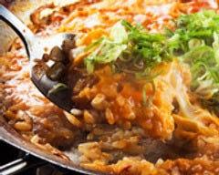 なんといっても〆は雑炊!! 玉子とチーズの半々が、おすすめ!