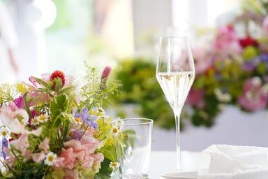 フランス料理レストラン オーエセル  店内の画像