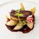 オーエセルのスペシャリテはフォアグラ料理