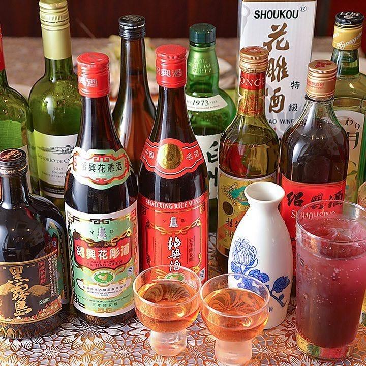 本場中国の料理とお酒を堪能できる店