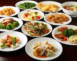 龍盛菜館 水天宮店 コースの画像