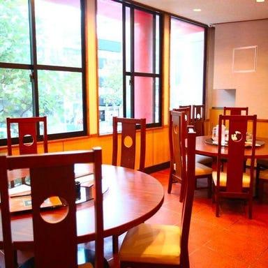 龍盛菜館 水天宮店 店内の画像