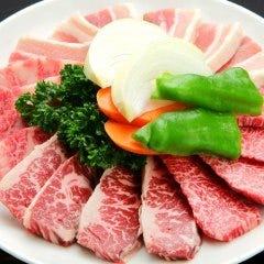 牛勢盛り合わせ(塩/タレ)