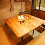 【広々♪人気席】テーブル席(4~8名様)