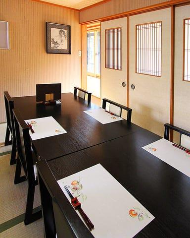 日本料理 居食家 寿 -hisa-  店内の画像