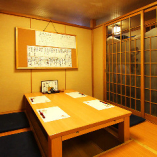 個室(~5名様×3)