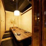 ◆◇全席個室居酒屋 北丸-きたまる 個室紹介◇◆【4名~6名様個室】