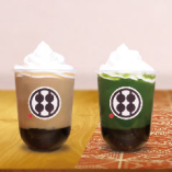 わらびもちドリンク 珈琲ミルク ICE