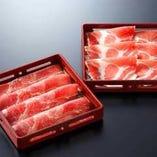 牛肉&豚肉 2皿セット