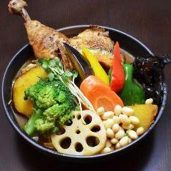 Rojiura Curry SAMURAI. 平岸店