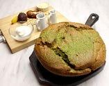 台湾カステラパンケーキ
