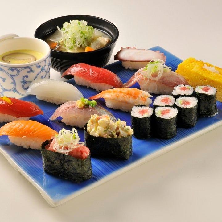 廻る寿司 黒潮